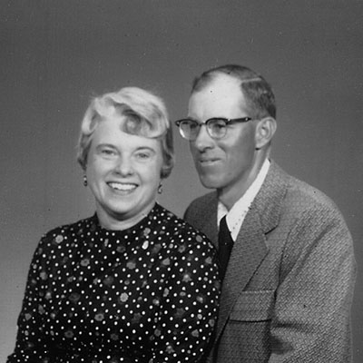 Ray and Jane Schairer